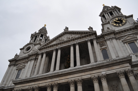 St. Paul's wasn't built in a day; the jobs were crap!